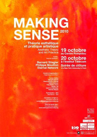 MakingSense2010